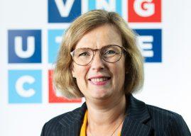 Simone van der Marck neemt afscheid van Woudenberg